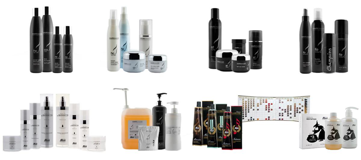 Varga Hair Produkte